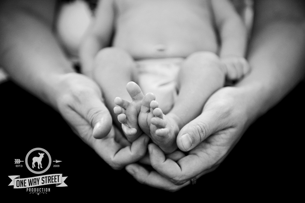 One Way Street Production - Newborn Baby Photography