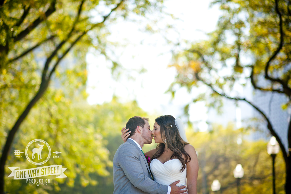 One Way Street Production - Wedding Photography - Katie & Ryan