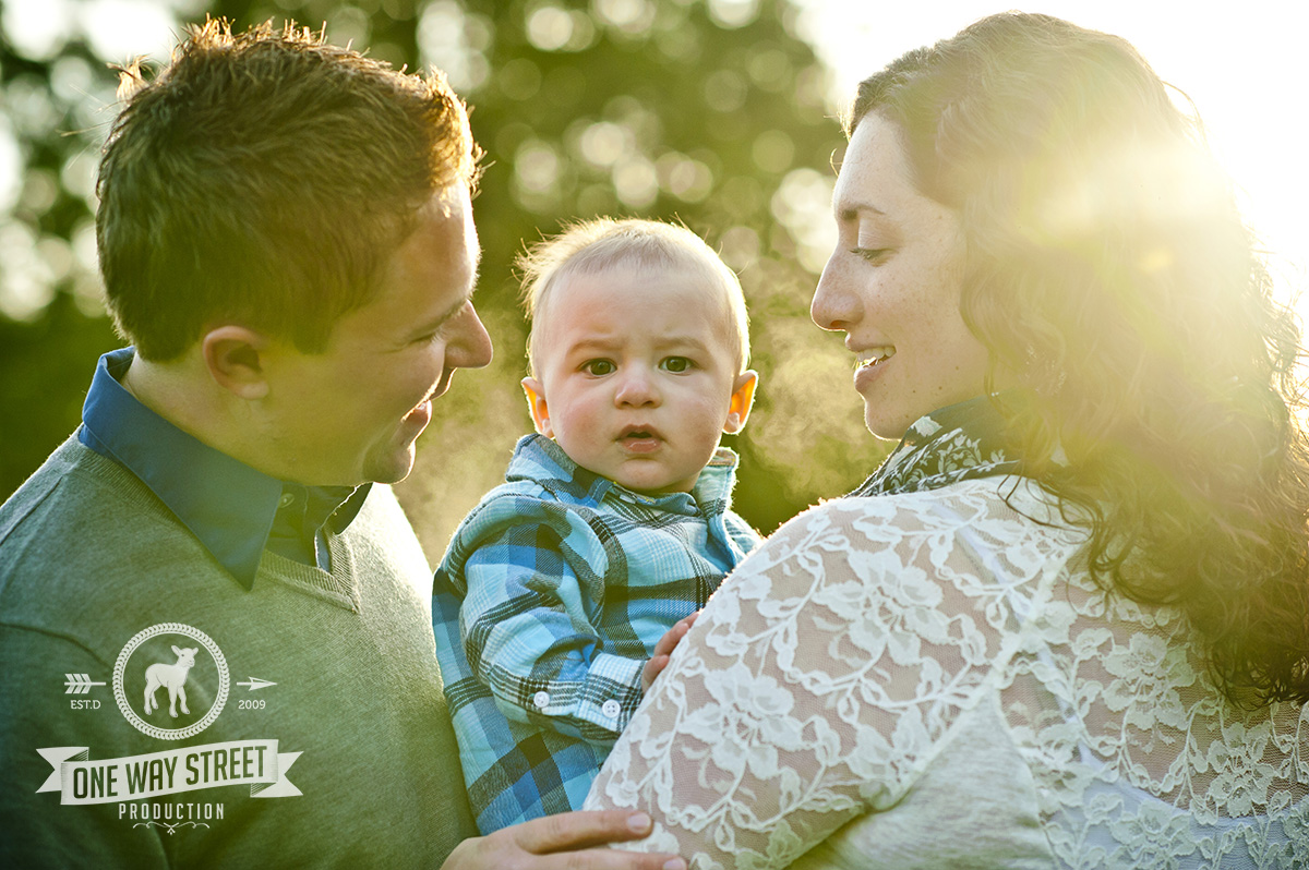 One Way Street Production - Family Photography